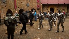 Doctor Who 7x12 - Nightmare in Silver - Behind the Scenes
