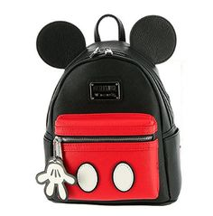 Disney Discovery- Mickey Suit Mini Backpack