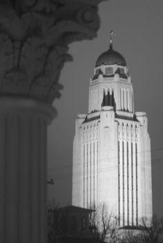 State Capitol - Lincoln, NE