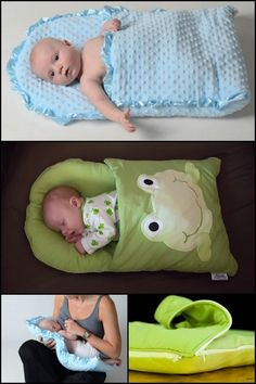 Now here's something expecting moms or moms with newborns will surely love - a pillowcase sleeping bag for infants!  http://craft.ideas2live4.com/2016/02/23/pillowcase-baby-sleeping-bag/  A DIY pillowcase baby sleeping bag is an easy project. You can have your first one finished in just four hours!