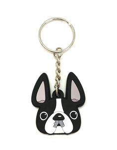 French Bulldog Mini Keychain – French Bulldog Love