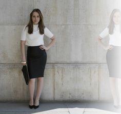 Blogged: Midi skirt & textured crop top Midi Skirt, Crop Tops, Skirts, Fashion, Cropped Tops, Moda, La Mode, Midi Skirts, Skirt