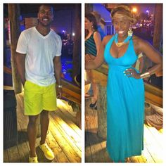 Check out my Husband and I's OUTFIT OF THE NIGHT! You'll love it!