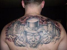 10-Leprechaun Tattoo