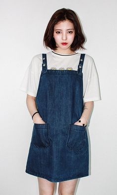 Get your Korean fashion clothes from mixxmix English website. International shipping is available for the latest and trendy Korean fashion style. Korean Street Fashion, Korea Fashion, Pop Fashion, Asian Fashion, Fashion Beauty, Girl Fashion, Fashion Outfits, Womens Fashion, Fashion Trends