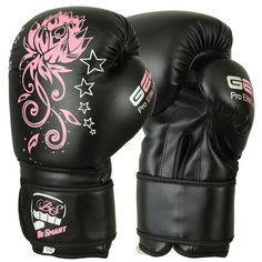 BeSmart Kids Boxing Gloves Junior Mitts 4oz, 6oz Punch Bag Children MMA Youth #BeSmart