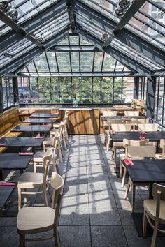 Pin Pon - Brussel | Resto, Restaurant DM.city Brussel - Brunch-tip aan Vossenplein in Marollen
