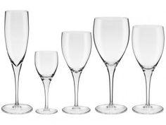 Conjunto de Taças 30 Peças Oxford Cristal - 5170 Classic - YE30-5170