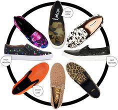 Trend Driven: Eight Must-Buy Skater Shoes For Spring 2014