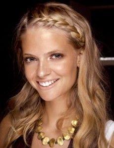 Braids, braids, braids. Love them hair