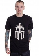 Drop Dead - Newcifix Aged Black - T-Shirt