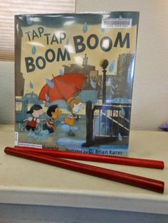 Storytime with Miss Tara and Friends: Pre-K Rain. Neat idea of using rhythm sti… Storytime with Miss Tara and Friends: Pre-K Rain. Neat idea of using rhythm sticks; could use shakers instead with the smaller tots Preschool Weather, Weather Activities, Preschool Songs, Literacy Activities, Kindergarten Music Lessons, Elementary Music Lessons, Kindergarten Curriculum, Literacy Centers, Preschool Ideas
