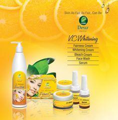 """Dew VC Whitening  Dew fairness cream Dew whitening cream Dew Bleach cream Dew face wash  & ONE & ONLY  DEW """""""" SERUM"""""""""""