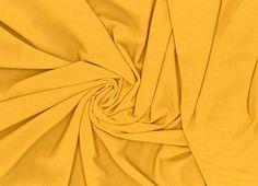 Harts Fabric Bamboo Knit Dandelion