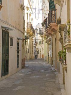 Old Town, Gallipoli, Puglia - Italy Lecce