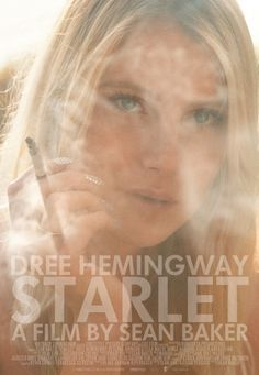 """Haven't heard of this film """"Starlet"""" yet, but the poster for it is beautiful."""