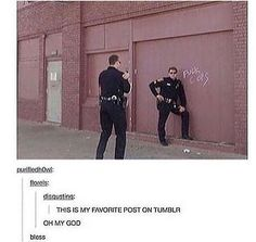 THIS IS WHY I LOVE POLICE OFFICERS SOMETIMES!!!