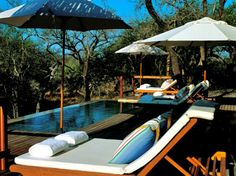 AFRICA HOUSE AT ROYAL MALEWANE  Private game reserve near Kruger National Park, South Africa