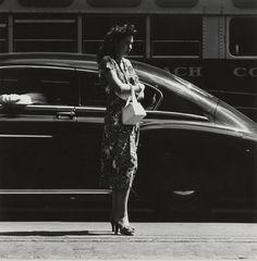 greeneyes55:  Chicago ca. 1959 Photo: Harry Callahan