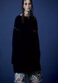 Y's Yohji Yamamoto, Look #22