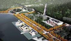 BCMF Arquitetos e MACh Arquitetos: Parque científico e tecnológico, Itajubá, MG - ARCOweb