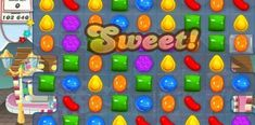 / Crushes, Candy, Mobile Game, Gaming, Sweets, Candy Bars, Chocolates