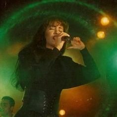 Selena looking beautiful on stage