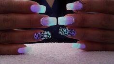 Glow Nails!!!