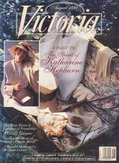 Victoria August 1991