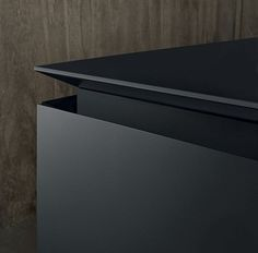 knife edge counter detail for the kitchen