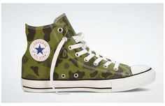 "Converse Chuck Taylor All Star ""Washed Camo"""