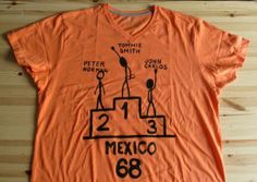Peter Norman Camiseta