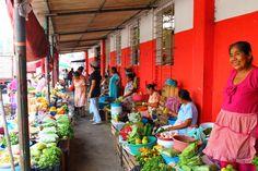 Mercado  Morelos en Coatzacoalcos, campeche