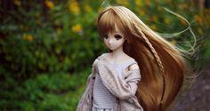 Smart Doll Mirai Suenaga by Jane Kolyadintseva