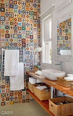 Those tiles...