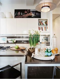 Alkemie: New York City Based Designer Brad Ford's Manhattan Apartment