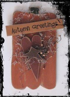 On The Avenue: Autumn