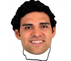 New York Jets Mark Sanchez Bleacher Mask - $11.99