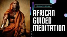 10 minutes Black African guided meditation for healing and Ancestor connection to our inner temple - YouTube Healing Meditation, Guided Meditation, Blacks In The Bible, Oppression, Black Men, Body Art, Temple, Healthy Living, Connection