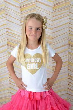 Birthday Girl Tee