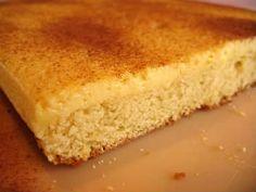 Receita de Bolo Pamonha Orquídea Pumila Vanilla Cake, Coco, Desserts, Pudding Cake, Small Cake, Cake Receipe, Delicious Recipes, Tasty Food Recipes, Tailgate Desserts