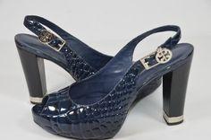 Tory Burch Navy Blue Formal $98