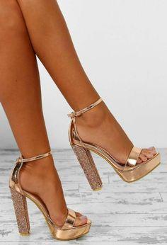 High Heels Boots, Platform High Heels, Lace Up Heels, Pumps Heels, Stiletto Heels, Heeled Sandals, Rose Gold Platform Heels, Red Platform, Sandals Outfit