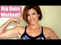 Look Great Sleeveless! My Arm Toning Workout - YouTube