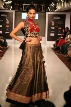 Hydrabad international fashion week