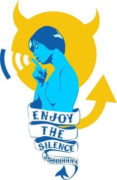 enjoy the silence..shhhhhhh    //easy star all star//airbag// | twilightdesign
