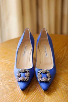 Blue shoes: http://www.stylemepretty.com/illinois-weddings/chicago/2015/04/20/glamorous-ballroom-wedding-at-the-peninsula-chicago/ | Photography: Artisan Events - http://www.amandasudimackandassociates.com/