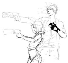 Sasuhina, Hinata, Kiss, Draw, Ship, Random, Fun, To Draw, Sketches