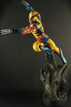 Bowen Designs Wolverine Original Action X-Men Marvel Comics Statue 2008