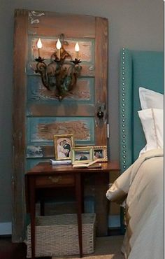 1000 ideas about old door decor on pinterest old doors - Old door decorating ideas ...